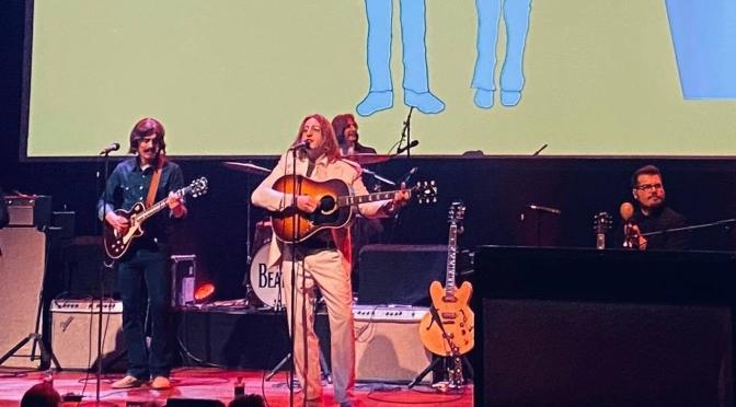 Un treno per il 1963: recensione del concerto dei Bootleg Beatles