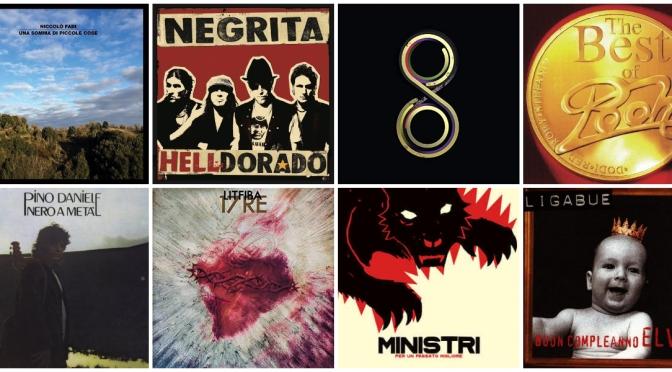 SLQS consiglia: dischi italiani da ascoltare in quarantena