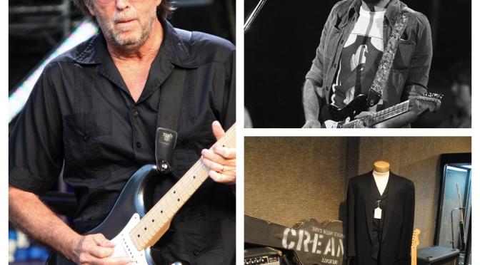 5 cose che non sapevi su Eric Clapton!
