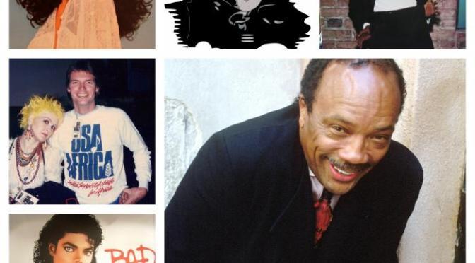 5 dischi prodotti da Quincy Jones