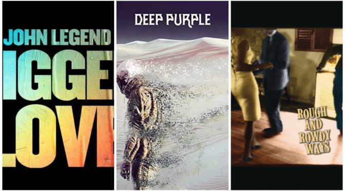 Coming (very) soon. le uscite estive con Bob Dylan, John Legend e Deep Purple