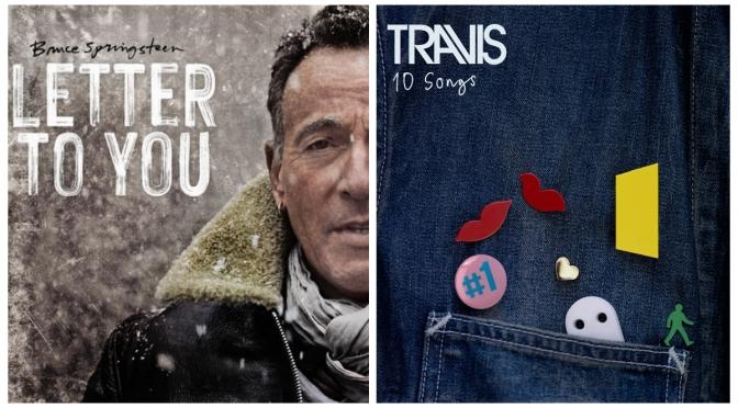 Coming very soon: le uscite di ottobre con Bruce Springsteen, Travis e tante riedizioni speciali