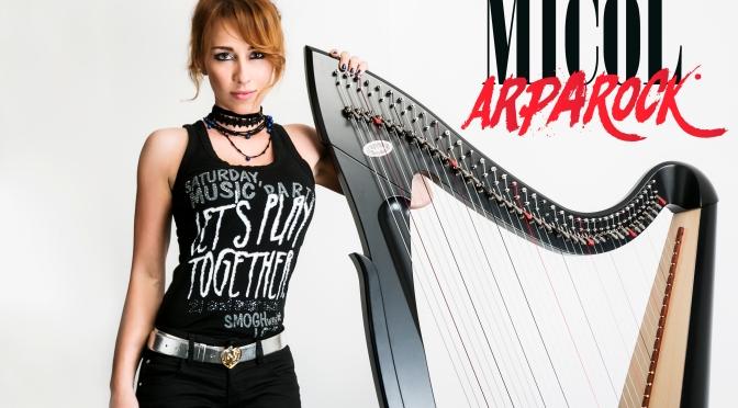 Da concertista classica a rocker di successo: intervista a Micol Arpa Rock