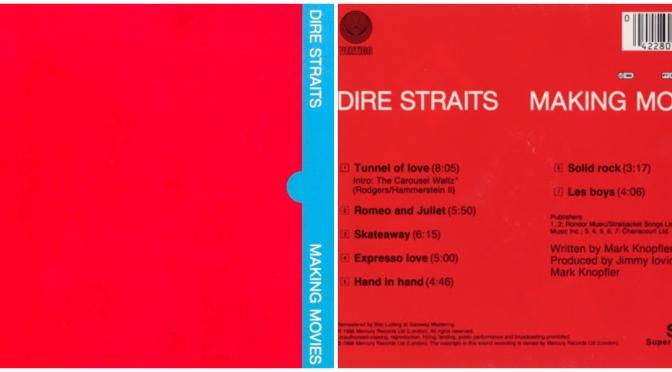 'Making Movies' dei Dire Straits compie 40 anni! 5 curiosità su questo disco straordinario